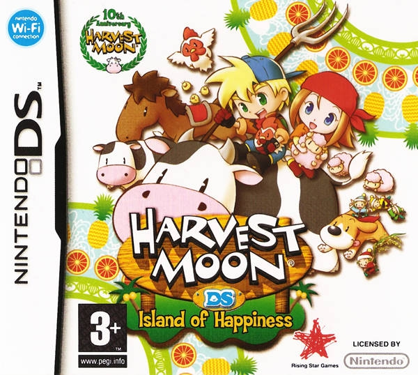 Boxshot Harvest Moon: Island of Happiness