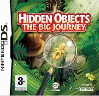 Boxshot Hidden Object: The Big Journey