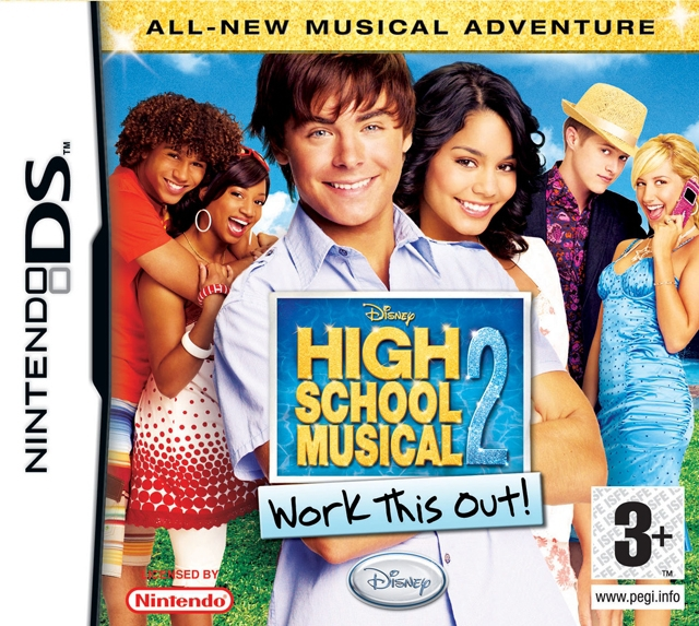 Boxshot High School Musical 2: Work This Out!