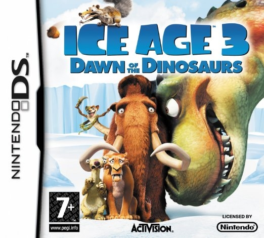 Boxshot Ice Age 3: Dawn of the Dinosaurs