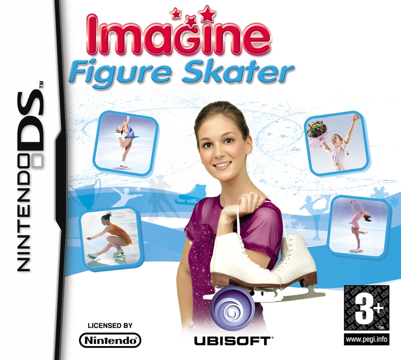 Boxshot Imagine Figure Skater