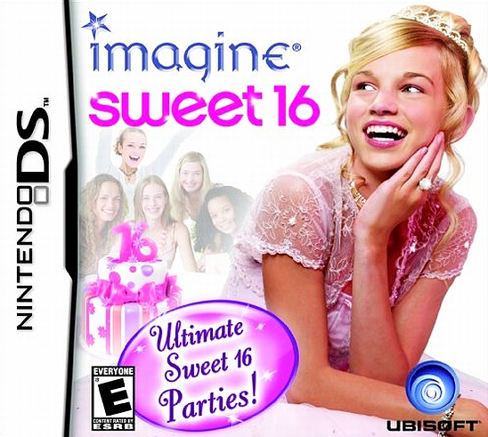 Boxshot Imagine Sweet Sixteen
