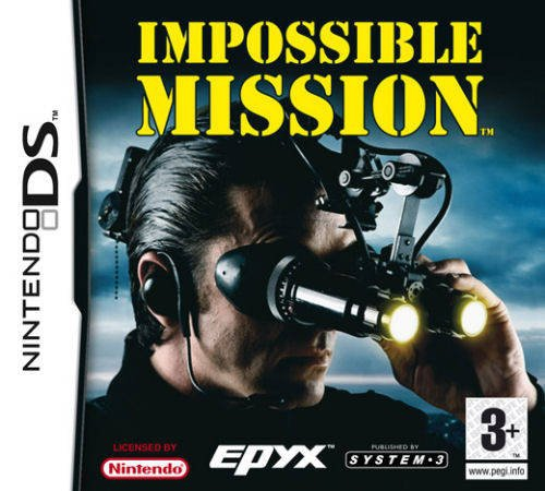 Boxshot Impossible Mission