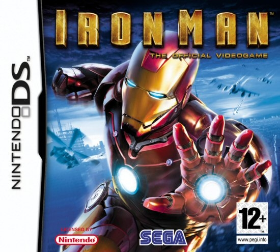 Boxshot Iron Man