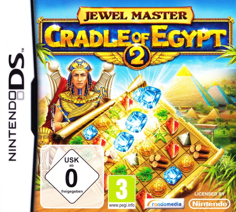 Boxshot Jewel Master: Cradle of Egypt 2