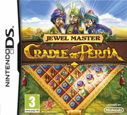 Boxshot Jewel Master: Cradle of Persia