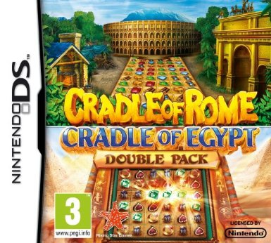 Boxshot Jewel Master Double Pack: Cradle of Rome & Cradle of Egypt