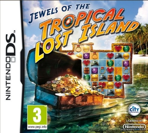Boxshot Jewels of the Tropical Lost Island