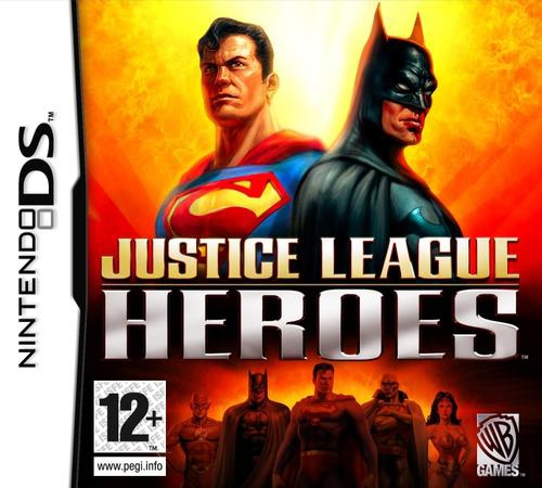 Boxshot Justice League Heroes
