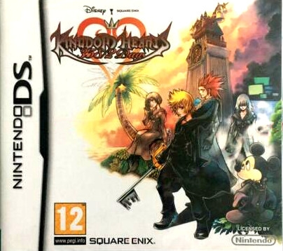 Boxshot Kingdom Hearts: 358/2 Days