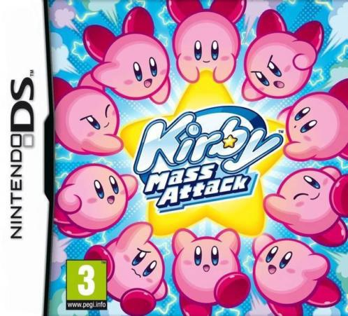 Boxshot Kirby: Mass Attack