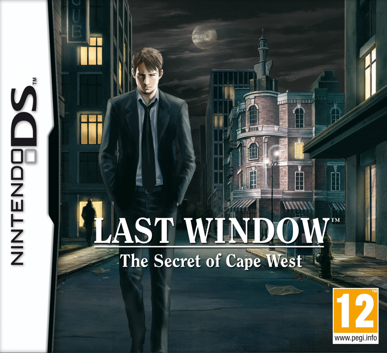 Boxshot Last Window: The Secret of Cape West