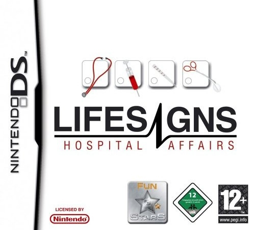 Boxshot LifeSigns: Hospital Affairs