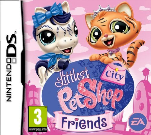 Boxshot Littlest Pet Shop: City Friends