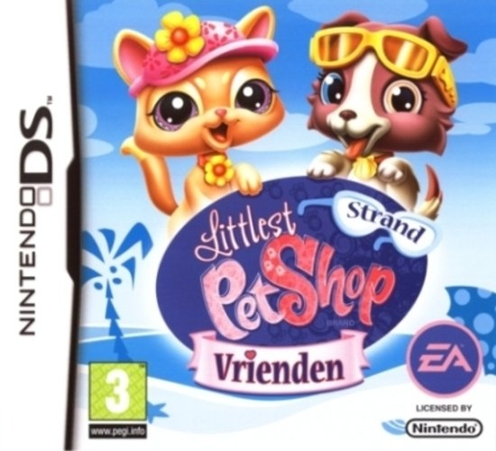 Boxshot Littlest Pet Shop: Strand Vrienden