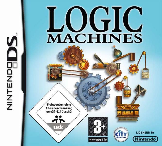 Boxshot Logic Machines