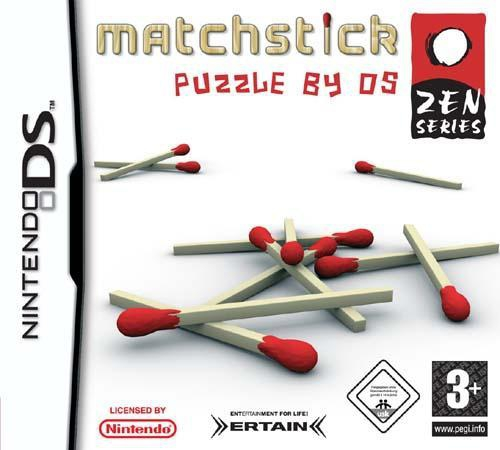 Boxshot Matchstick Puzzle by DS
