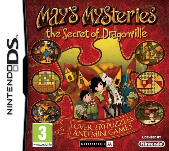 Boxshot May's Mysteries: The Secret of Dragonville