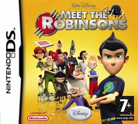 Boxshot Meet the Robinsons