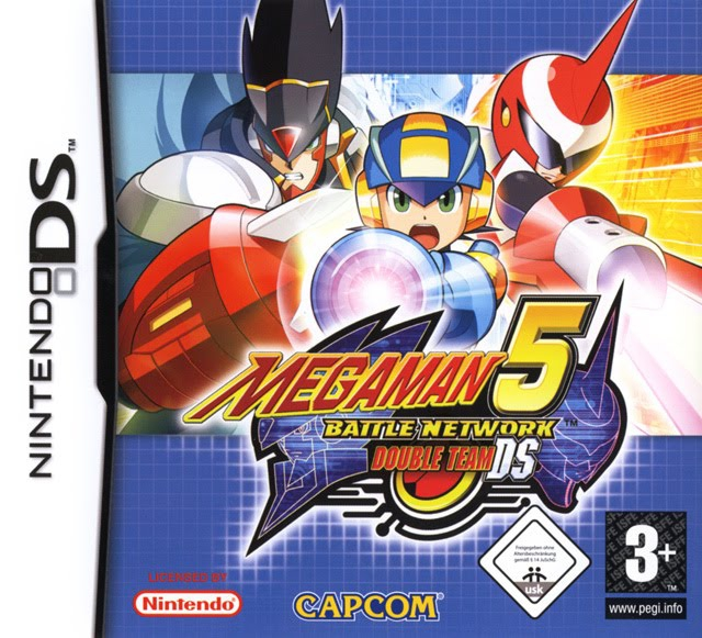 Boxshot Mega Man Battle Network 5: Double Team DS