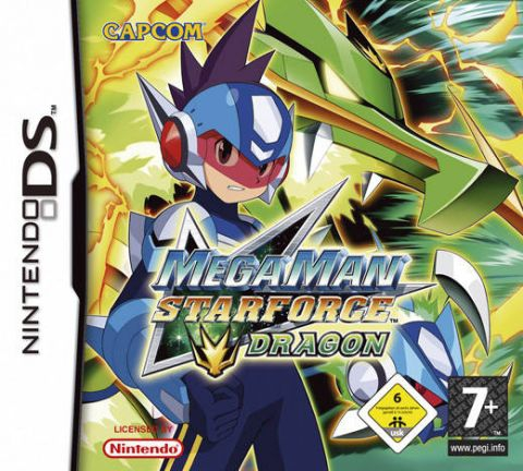 Boxshot Mega Man Star Force: Dragon