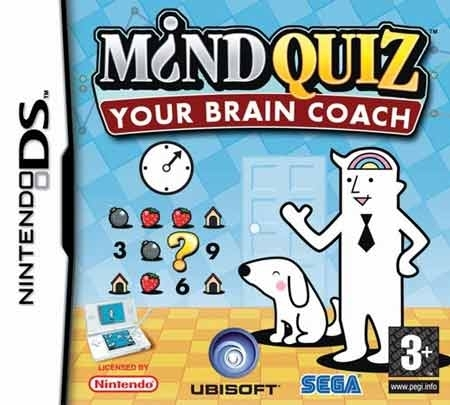 Boxshot Mind Quiz: Your Brain Coach