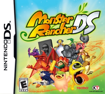 Boxshot Monster Rancher DS