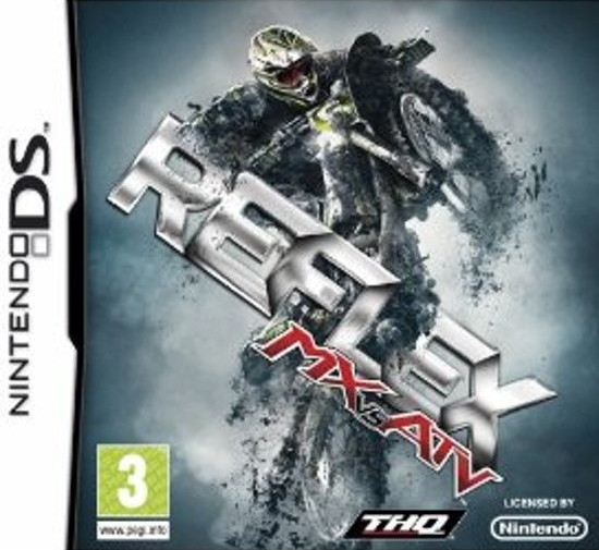 Boxshot Mx Vs Atv: Reflex