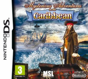 Boxshot Mysterious Adventures in the Caribbean