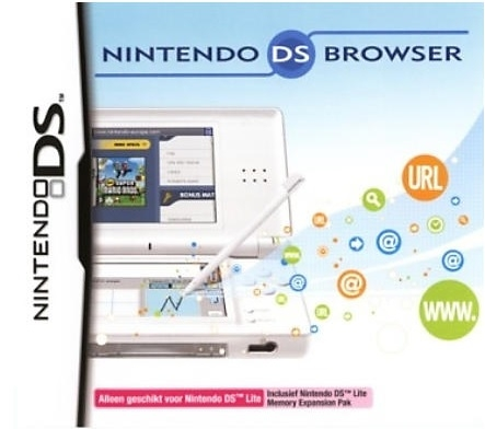Boxshot Nintendo DS Browser & Memory Expansion Pack
