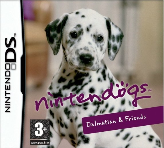 Boxshot Nintendogs: Dalmatian & Friends