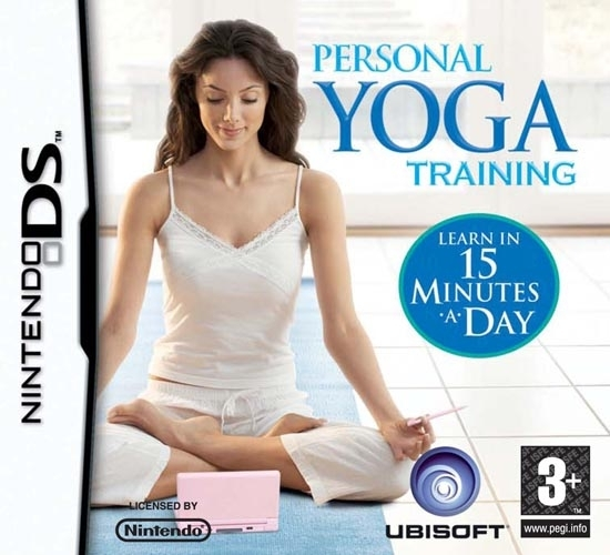Boxshot Personal Yoga Training