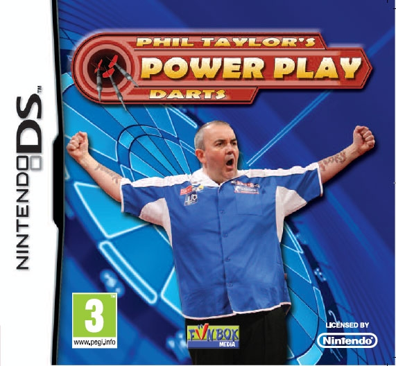 Boxshot Phil Taylor's Power Play Darts