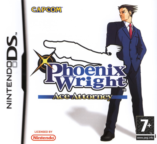 Boxshot Phoenix Wright Ace Attorney