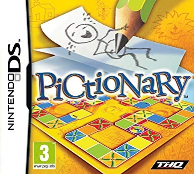 Boxshot Pictionary