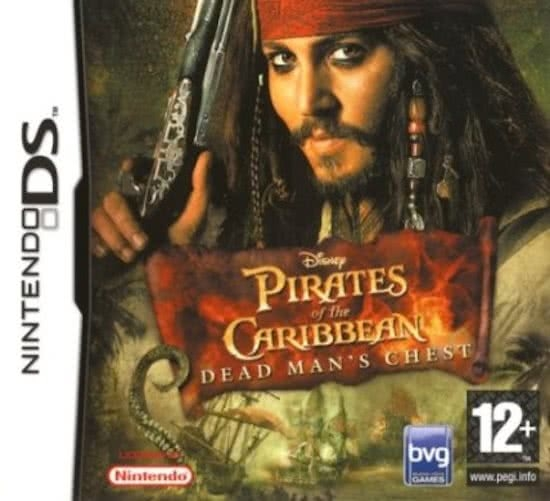 Boxshot Pirates of the Caribbean: Dead Man's Chest