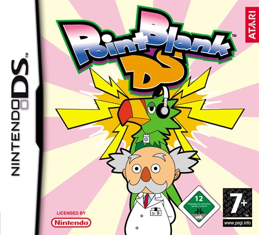 Boxshot Point Blank DS
