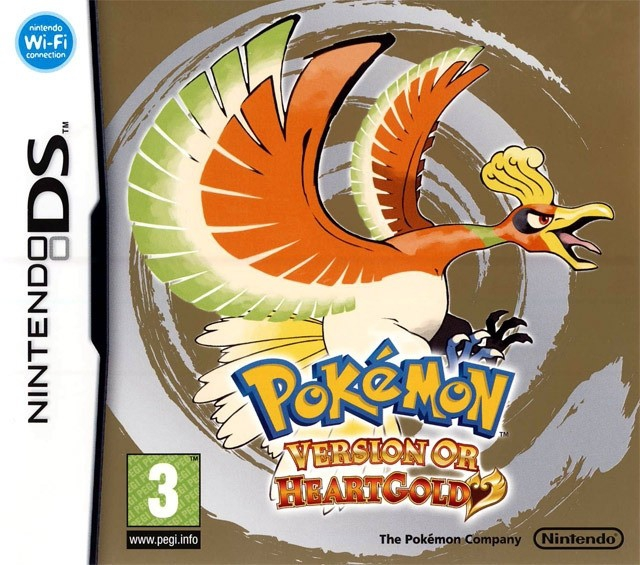 Boxshot Pokémon HeartGold Version