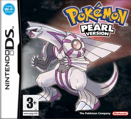 Boxshot Pokémon Pearl Version