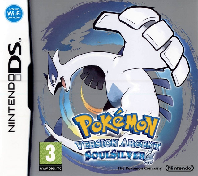 Boxshot Pokémon SoulSilver Version