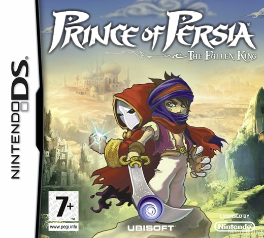 Boxshot Prince of Persia: The Fallen King