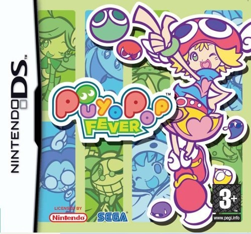 Boxshot Puyo Pop Fever