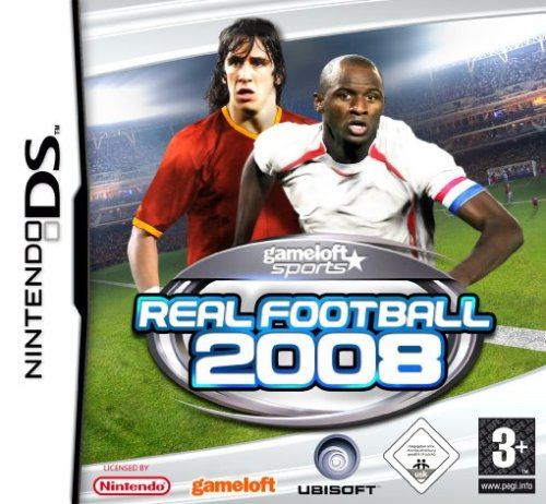 Boxshot Real Football 2008