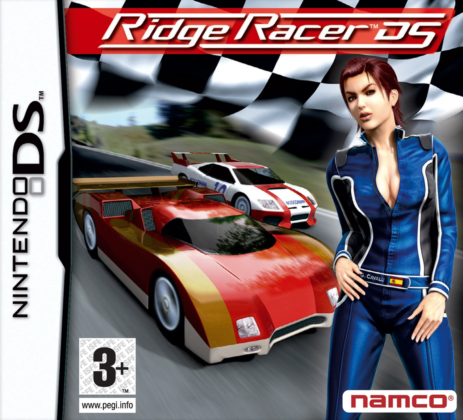 Boxshot Ridge Racer DS