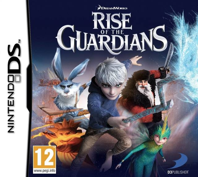 Boxshot Rise of the Guardians: The Video Game