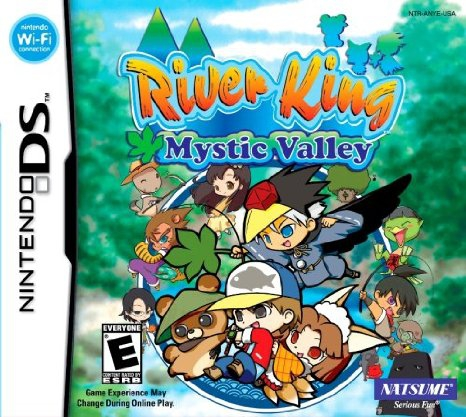 Boxshot River King Mystic Valley