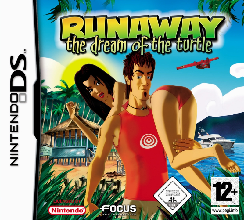Boxshot Runaway: The Dream of the Turtle