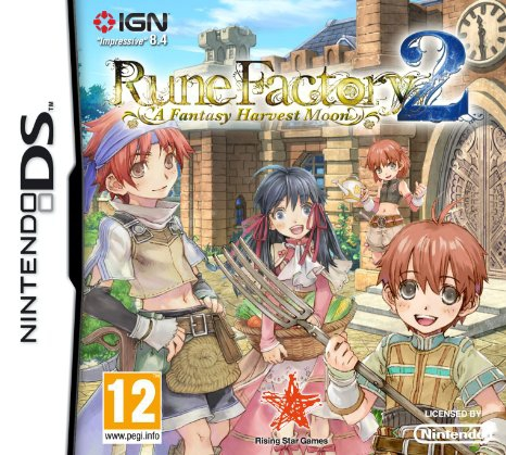 Boxshot Rune Factory 2: A Fantasy Harvest Moon