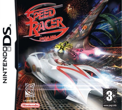 Boxshot Speed Racer: De Game