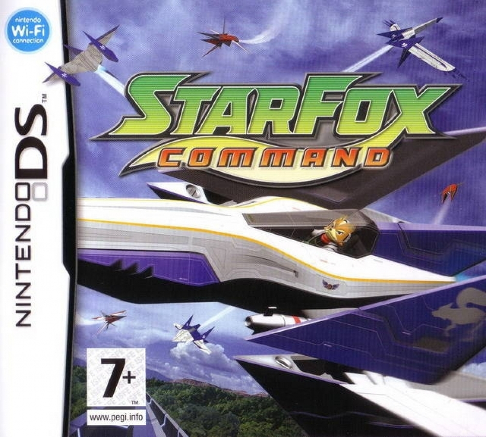 Boxshot Star Fox Command